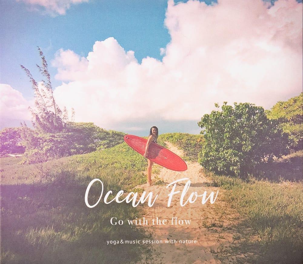 Ocean Flow / Go with the flow[CD]の写真