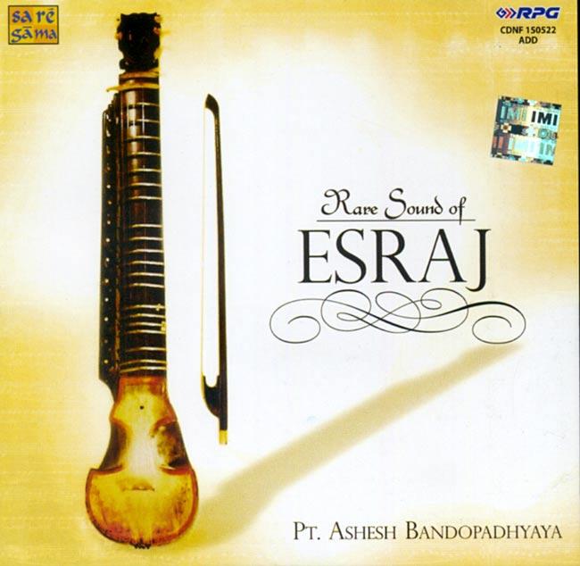 Rare Sound Of Esraj[CD]の写真