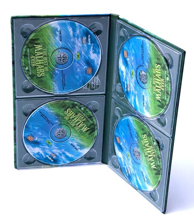 The best of Marhars ever[4枚組]の写真3 - CDは4枚組ですが、試聴は最初の1枚だけできるようになっております。