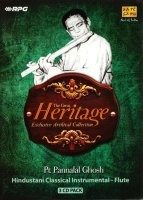 The Great Heritage - Pannalal Ghosh[3枚組]