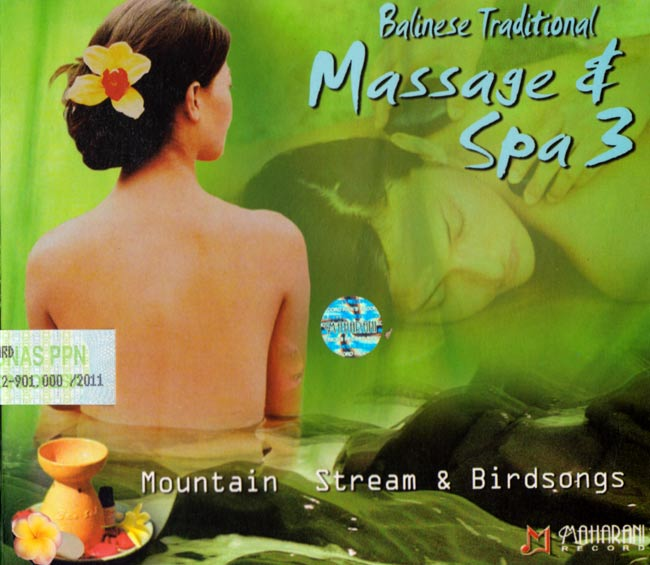 Balinese Traditional Massage&Spa3 Mountain Stream&Birdsongsの写真