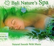 Bali Nature's Spa Natural Sounds With Music
