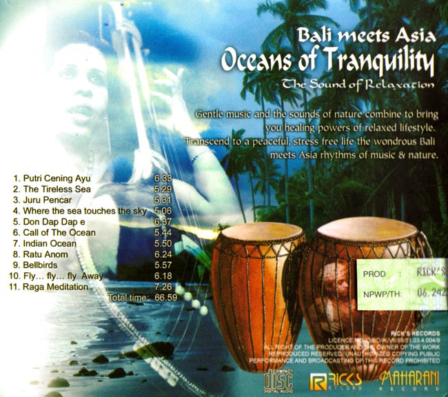 Bali meets Asia Occans of Tranquility 2 -
