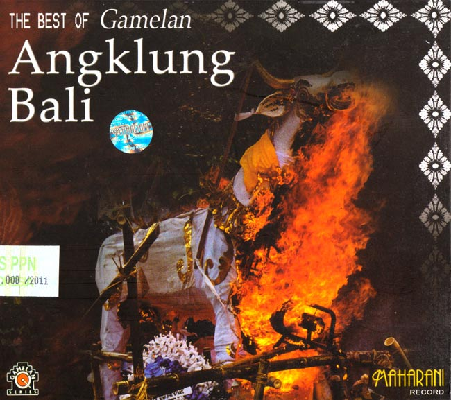 THE BEST OF Gamelan Angklung Baliの写真