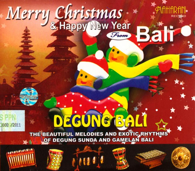 Merry Christmas & Happy New Year from Baliの写真