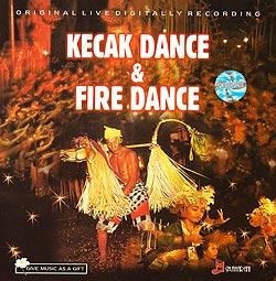 KECAK DANCE & FIRE DANCE