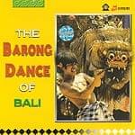 THE BARONG OF BALI