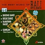 THE BEST MUSIC OF BALI 4in1