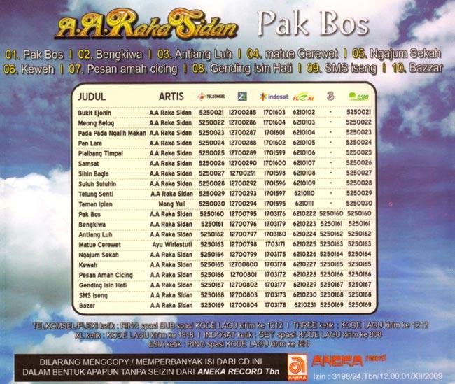 Pak Bos  A・A・Raka Tidanの写真2 -