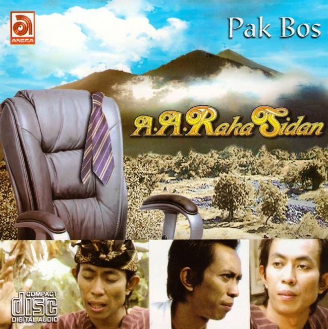 Pak Bos  A・A・Raka Tidanの写真