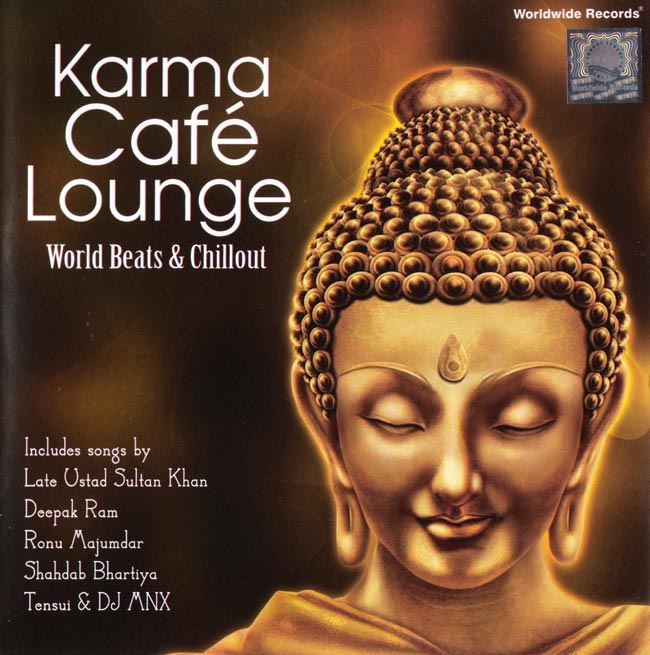 Karma Cafe Lounge[CD]の写真