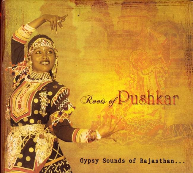 [蛇使いの音楽]Roots Of Pushkar - Gypsy Sounds Of Rajastahan[CD]の写真
