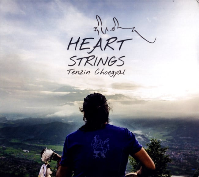 HEART STRING - Tenzin Choegyal[CD]の写真