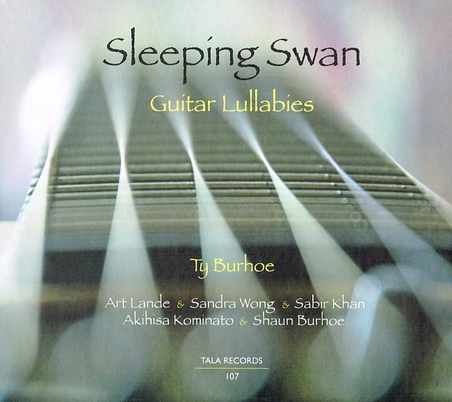 Sleeping Swan - Guitar Lullabies[CD]の写真