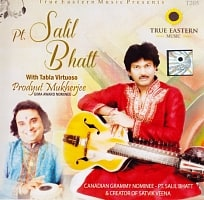 Pt. Salil Bhatt with Tabla Virtuoso[CD]