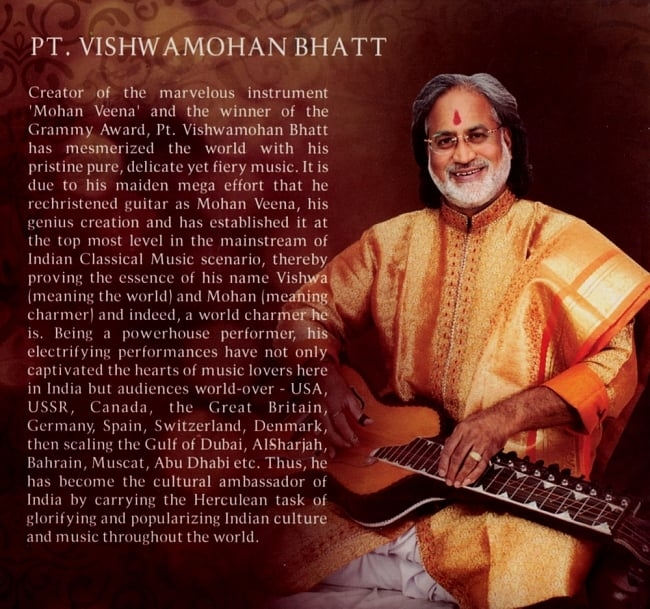 Strings of Freedom - Salil Bhatt with Pt. Vishwa Mohan Bhatt[CD] 3 -