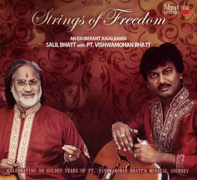 Strings of Freedom - Salil Bhatt with Pt. Vishwa Mohan Bhatt[CD]の写真