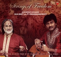 Strings of Freedom - Salil Bhatt with Pt. Vishwa Mohan Bhatt[CD]の商品写真