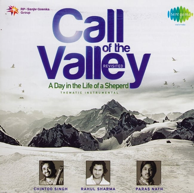 Call of the Valley Revisited, A Day in the Life of a Shepherd[CD]の写真