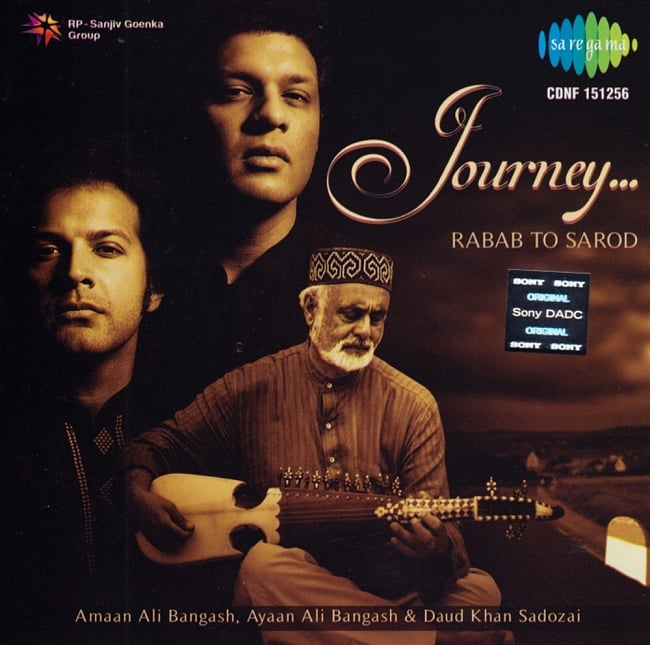 Journey...RABAB TO SAROD[CD]の写真