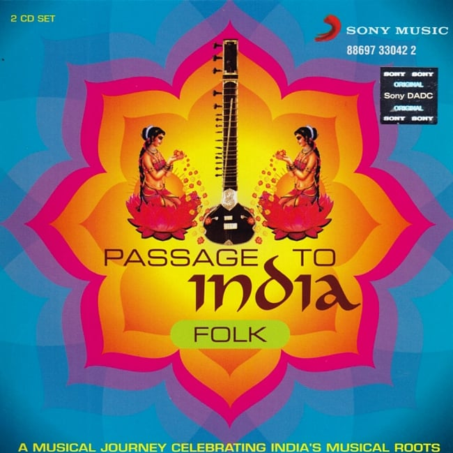 Passage to India Disc - FOLK[CD2枚組]の写真1
