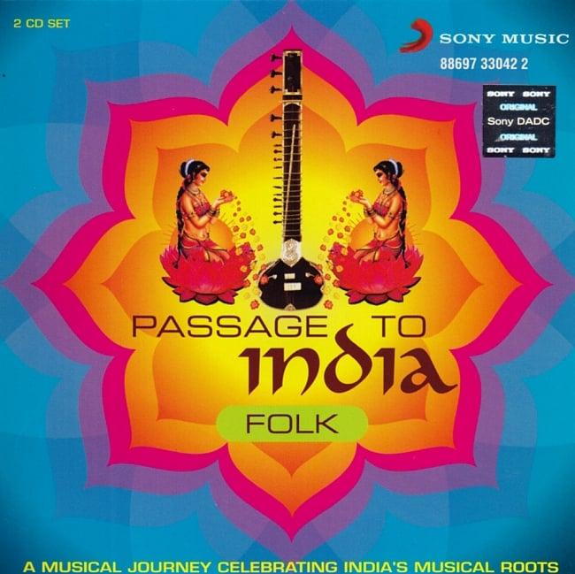 Passage to India Disc - FOLK[CD2枚組]の写真