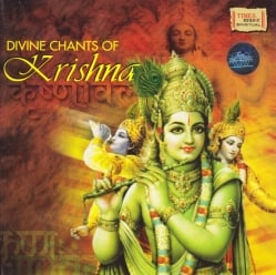 Divine Chants of Krishna[CD]