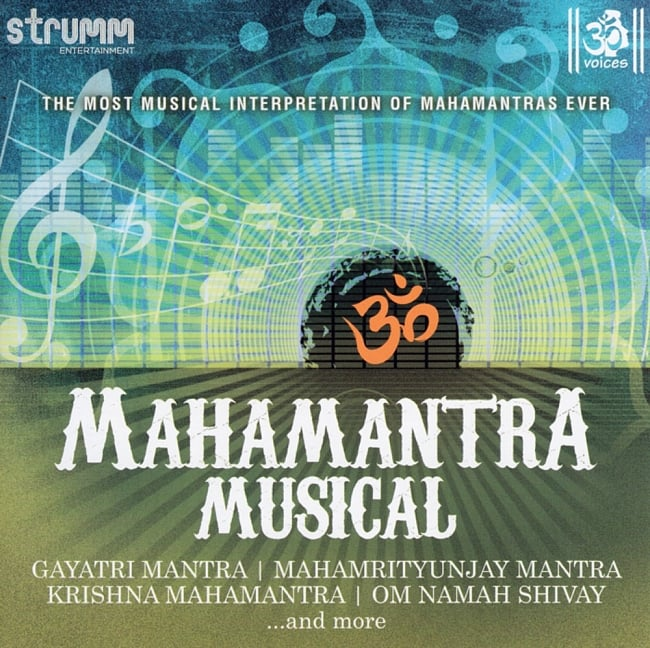 OM Voices - Mahamantra Musical[CD]の写真