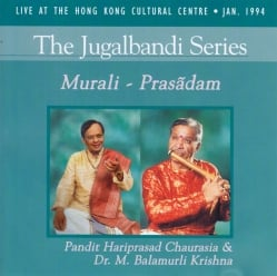 Raga Mohanam & Bhoopali (The Jungalbandi Series)[CD]