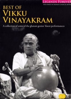 BEST OF VIKKU VINAYAKRAM[CD2枚組]