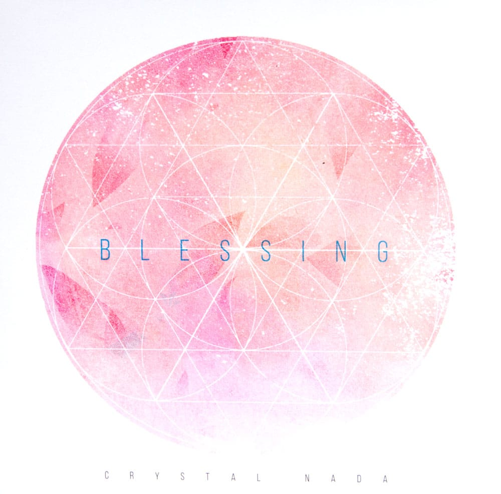 CRYSTAL NADA  - BLESSING[CD]の写真