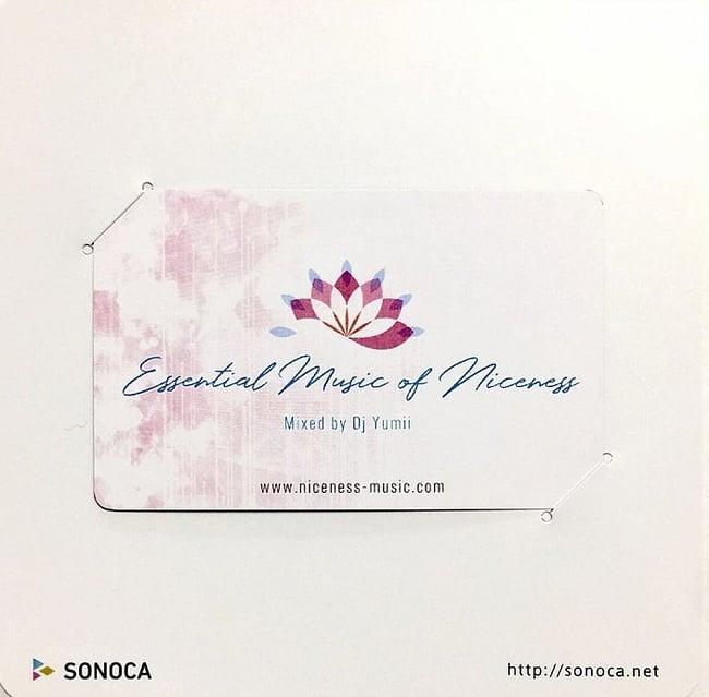 Essential Music of Niceness / Dj Yumii 2 - 現物はこのようなパッケージで届きます