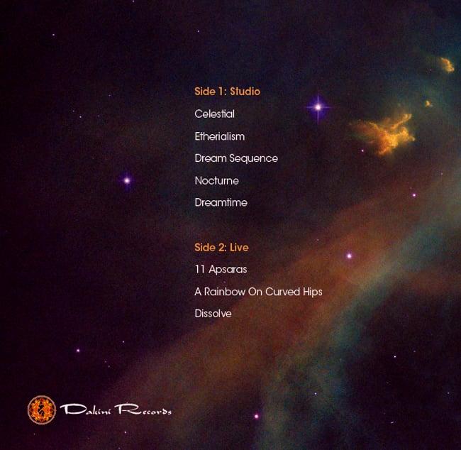 Atmosphere Factory[CD]の写真2 - 曲順です