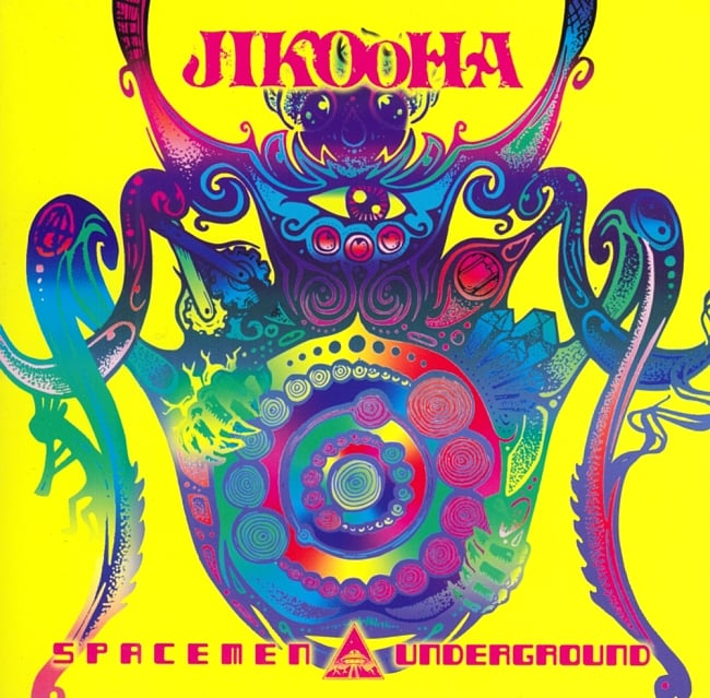 Jikooha - Spacemen▲Underground[CD] 1