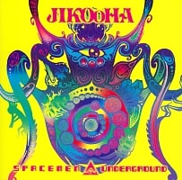 Jikooha - Spacemen▲Underground[CD]の商品写真