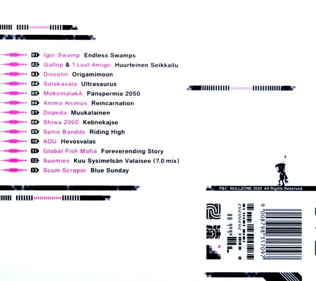 V.A. Suomisaundi 7.0[CD] 2 -