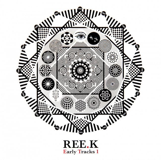 REE.K - Early Tracks 1[CD]の写真
