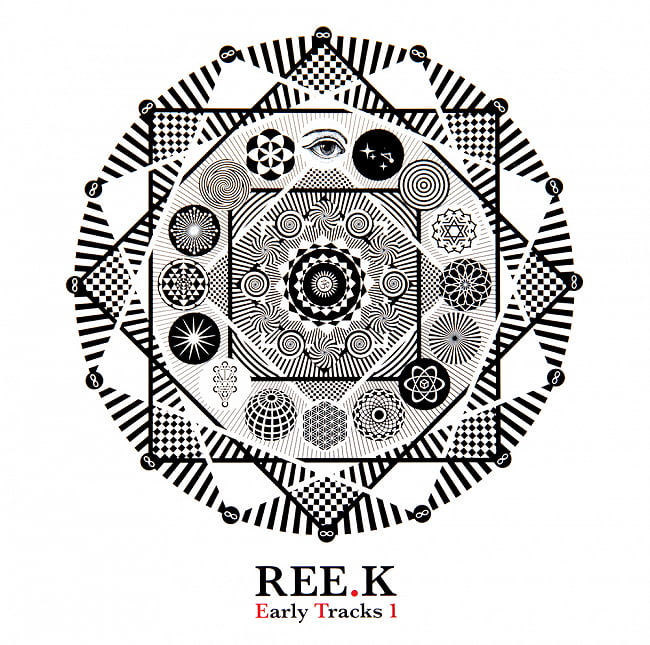 REE.K - Early Tracks 1[CD] 1