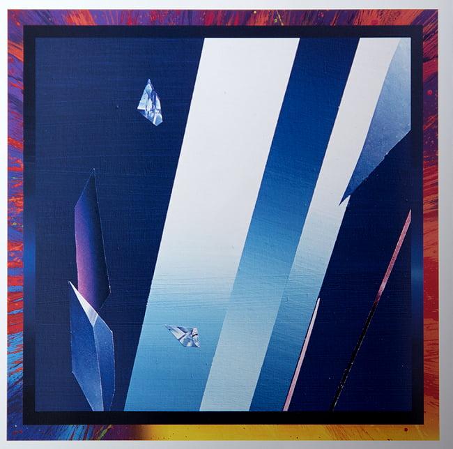 Funky Gong - BE HUMANIZED[CD] 2 - ジャケットの裏面です