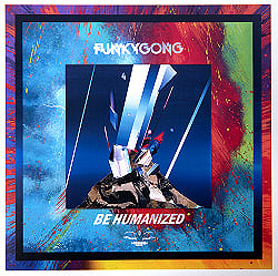Funky Gong - BE HUMANIZED[CD]の商品写真