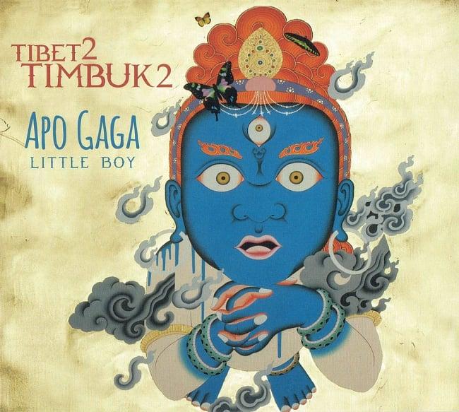 Tibet2Timbuk2 - APO GAGA LITTLE BOY[CD]の写真