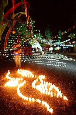 インド系野外フェス - DANCE OF SHIVA2009 2 - この写真は昨年のDANCE OF SHIVA。今年はどんな感じになるのでしょうか?