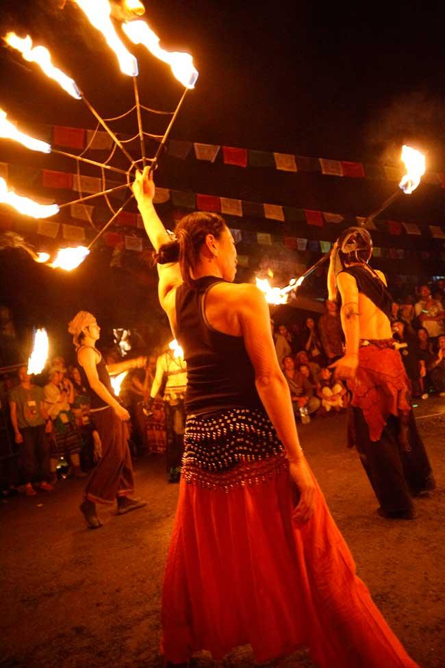 インド系野外フェス - DANCE OF SHIVA2010 3 - こちらも昨年の写真です。