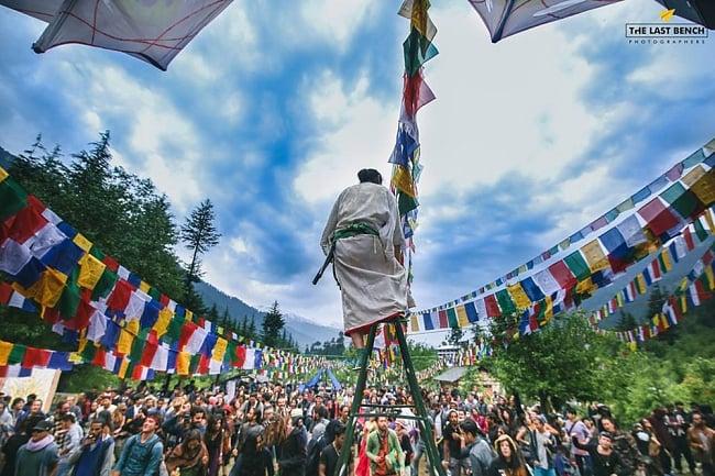 [通常チケット版]インド系野外フェス - DANCE OF SHIVA2017 2 - 伝説的だった昨年のインドを超える祭りが出現する!