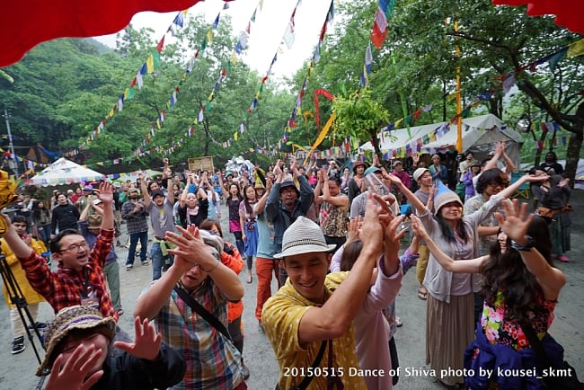[通常チケット版]インド系野外フェス - DANCE OF SHIVA2017 5 - 色々なバンドが出演します。