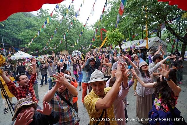 [E-TICKET版]インド系野外フェス - DANCE OF SHIVA2017の写真5 - 色々なバンドが出演します。