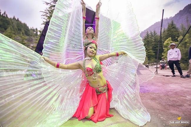 [通常チケット版]インド系野外フェス - DANCE OF SHIVA2017 9 - ベリーダンサーたちも