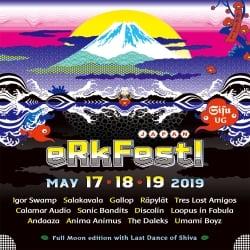 Erkfest! Japan 2019 Full Moon Party