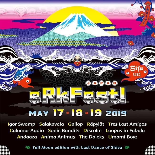Erkfest! Japan 2019 Full Moon Partyの写真