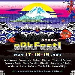eRkFest! | Japan Fullmoon party